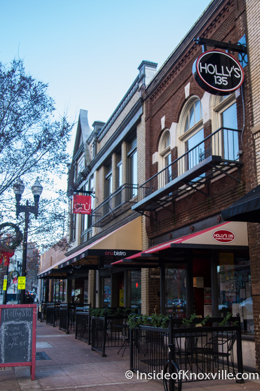 Holly's 135 Adds Space, Makes Changes (Plus a Concert Giveaway)