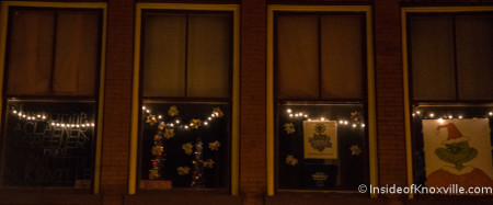 Keep Knoxville Beautiful, 105 W. Jackson (2nd Story), Knoxville, December 2015