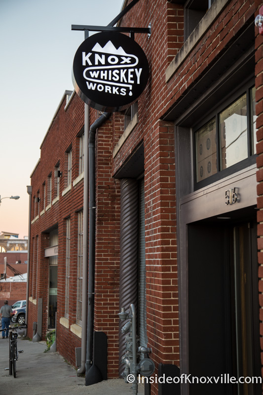 Knox Whiskey Works Hosts Grand Opening Friday!