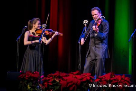 Mark O'Connor, Bijou Theatre, Knoxville, December 2015
