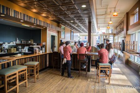 Market House Cafe, 36 Market Square, Knoxville, December 2015