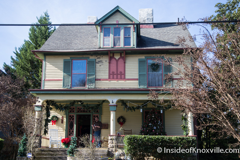 Old North Knoxville Homes Tours