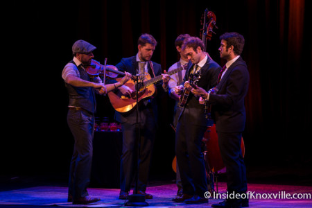 The Punch Brothers, Bijou Theatre, Knoxville, December 2015