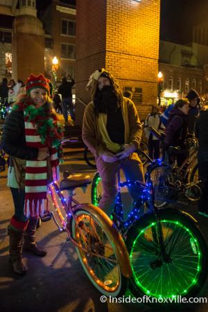 Tour de Lights, Knoxville, December 2015