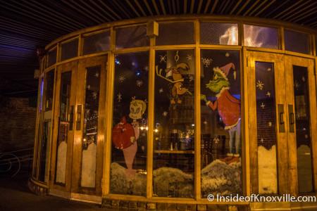 Urban Bar, 109 N. Central St., Knoxville, December 2015