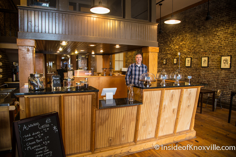 Awaken Coffee Opens in the Old City