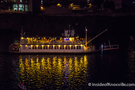 Knoxville Riverboat, 2015