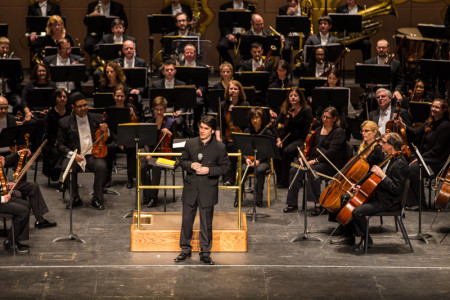 Knoxville Symphony Orchestra, Tennessee Theatre, Knoxville, January 2016