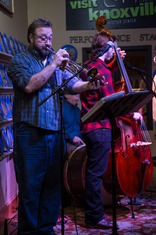 Saturday Sounds: Singer-Songwriter/Dixieland Jazz/Classical – Knoxville Has It All