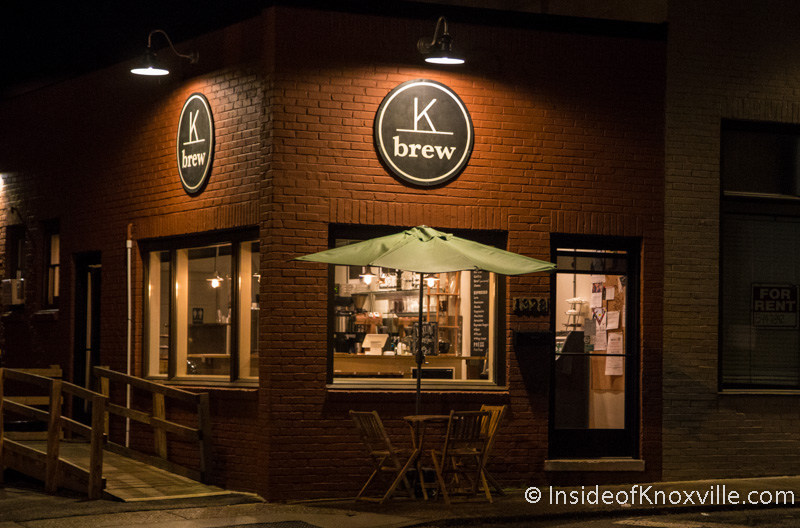 K Brew Opening Second Coffee Shop Downtown