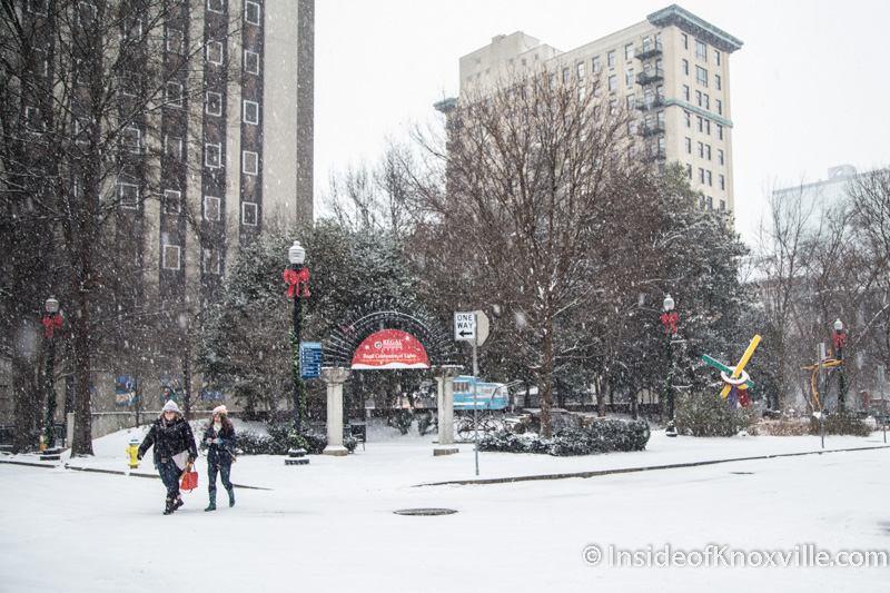 What To Do On A Snowy Day Plenty If You Live In The City