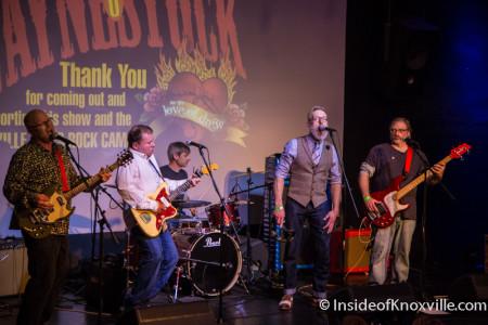 Heiskell, Waynestock, Relix Variety, Knoxville, January 2016
