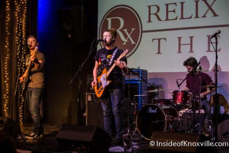 Hellaphant, Waynestock, Relix Variety, Knoxville, January 2016