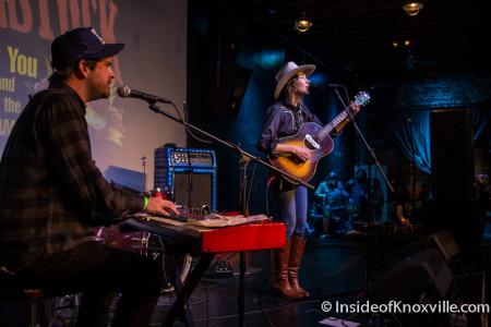 Jennifer Nicely, Waynestock, Relix Variety, Knoxville, January 2016