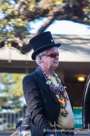Joe Cain Parade and More, Mardi Gras, Mobile Alabama, February 7, 2016