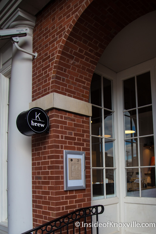 K Brew Opens Its Downtown Location Today