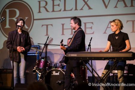Kevin Abernathy Band, Waynestock, Relix Variety, Knoxville, January 2016