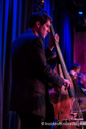 Knoxville Jazz Orchestra with Regina Carter, Square Room, Knoxville, January 2016