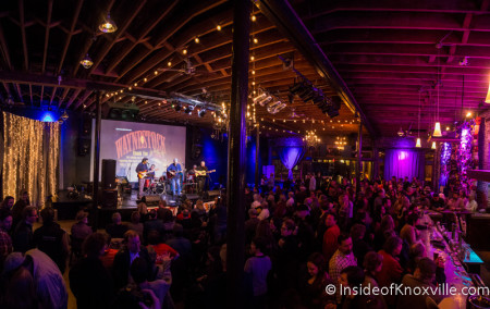 Lonesome Coyotes, Waynestock, Relix Variety, Knoxville, January 2016
