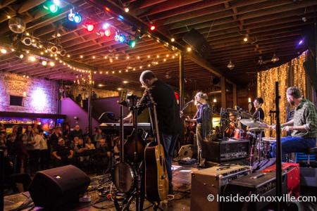 Lonetones, Waynestock, Relix Variety, Knoxville, January 2016