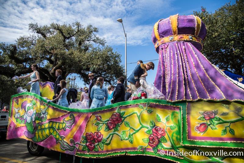 Happy Mardi Gras 2016, Mobile Style