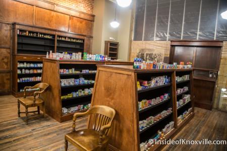 Phoenix Pharmacy, 418 S. Gay Street, Knoxville, February 2016