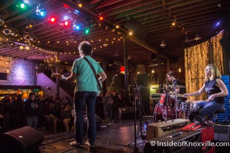 Pyschic Baos, Waynestock, Relix Variety, Knoxville, January 2016