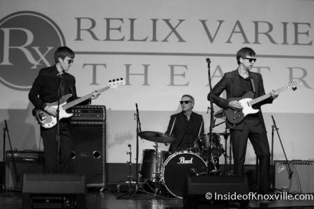 The Jank, Waynestock, Relix Variety, Knoxville, January 2016
