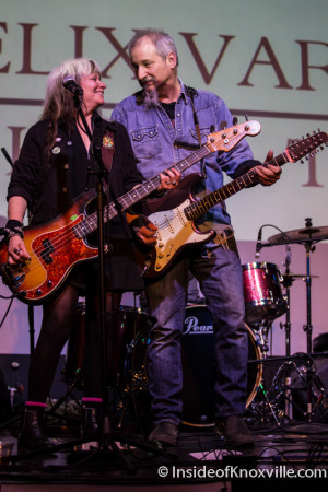 Tim Lee 3, Waynestock, Relix Variety, Knoxville, January 2016