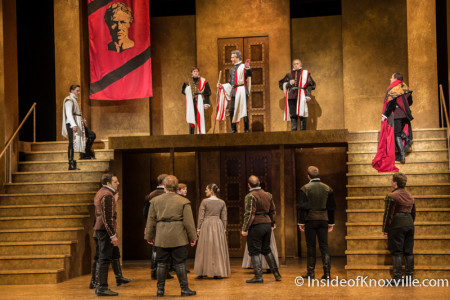 "the reversal role of titus andronicus and tamora in william shakespeares play titus andronicus The play's most famous scene sees titus murder the sons of his rival tamora of titus andronicus,"" one william houston as titus and."