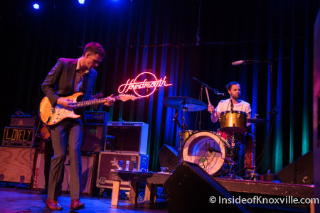 Houndmouth, Bijou Theatre, Knoxville, March 2016