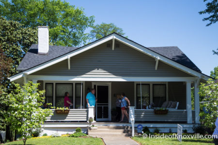 1114 Gratz St., Fourth and Gill Home Tour, Knoxville, April 2016