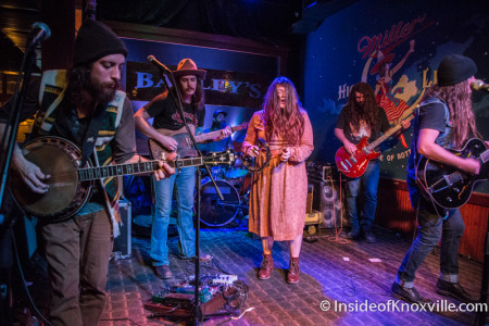 Banditos, Barley's, Rhythm n Blooms, Knoxville, April 2016
