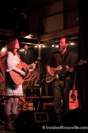 Count This Penny, Kickoff Party for Rhythm n Blooms, Knoxville, April 2016