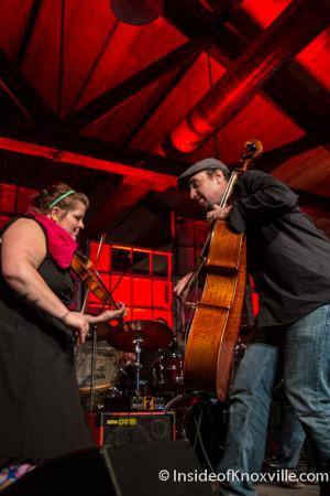 Dave Eggar, Jackson Terminal, Rhythm n Blooms, Knoxville, April 2016