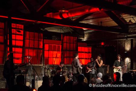 Electric Darling, Jackson Terminal, Rhythm n Blooms, Knoxville, April 2016