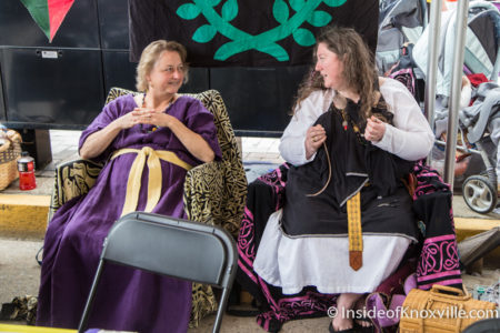 Knoxville Opera's Rossini Festival, Knoxville, April 2016