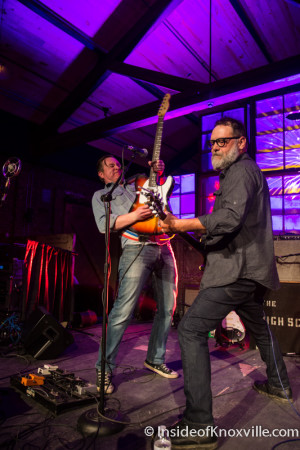 Mic Harrison and the High Score, Jackson Terminal, Rhythm n Blooms, Knoxville, April 2016