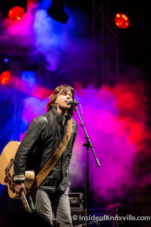 Old 97s, Rhythm n Blooms, Knoxville, April 2016