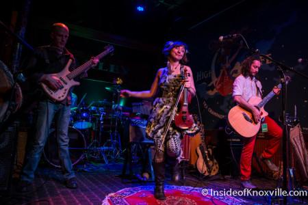 Ragbirds, Barley's, Rhythm n Blooms, Knoxville, April 2016