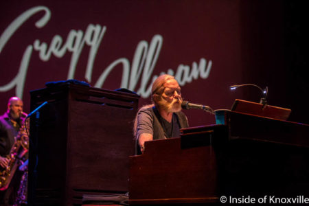 Gregg Allman, Tennessee Theatre, Knoxville, June 2016