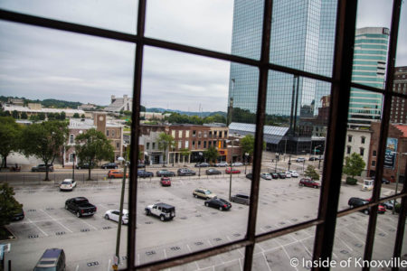 View from Pryor Brown Garage, Knoxville, September 2014-1