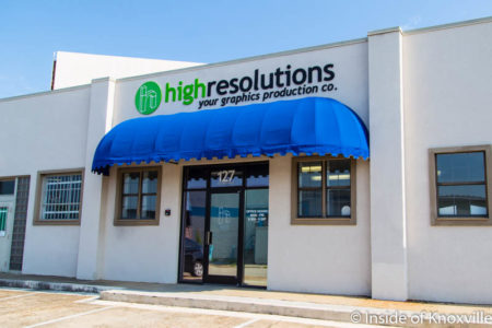 High Resolutions, 127 Bearden Place, Knoxville, July 2016