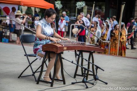 Asian Festival, Market Square, August 2016