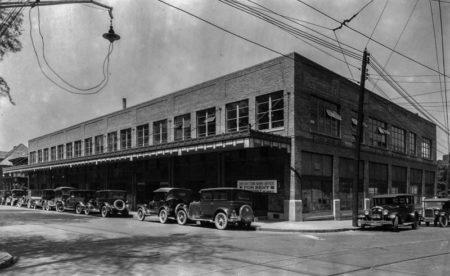 Daylight Building, 500 Block Union Avenue, Knoxville, Ca. 1930s