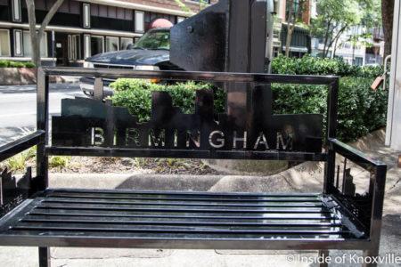Downtown Birmingham, Summer 2016