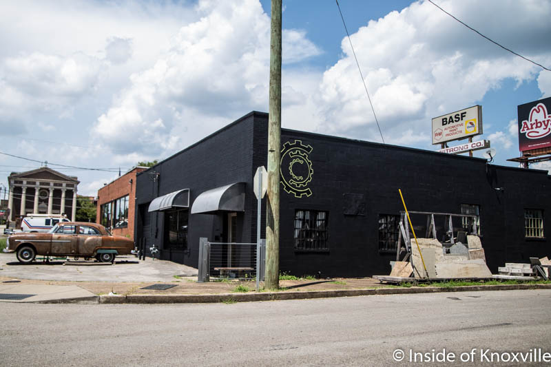 Paulk And Company 510 Williams St Knoxville August 2016