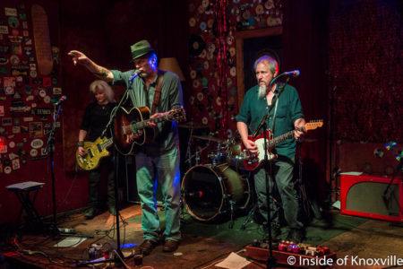 RB Morris, Blankfest at Preservation Pub, Knoxville, August 2016