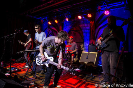 Southern Cities, BlankFest at Scruffy City Hall, Knoxville, August 2016