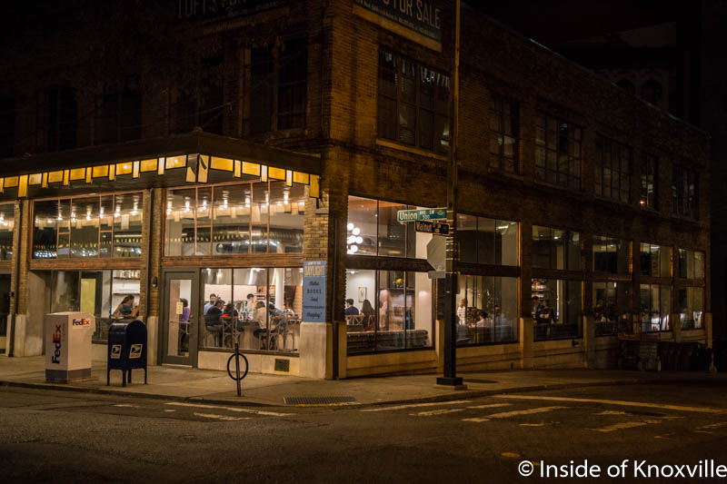 Chef Joseph Lenn Opens J.C. Holdway at 501 Union Avenue